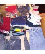 HUGE Boys Size 2T Mixed Lot Winter Clothes Gap Gymboree TCP Crazy 8+ - $29.70