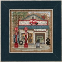 Joe's Garage Spring Mill Hill 2016 Button and Bead kit Mill Hill  - $12.60