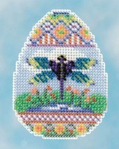 Dragonfly Egg Spring Bouquet Collection 2016 seasonal ornament kit Mill Hill - $6.30