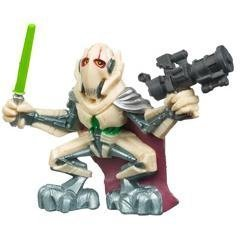 Galactic Hero Single LOOSE Figure - General Grievous