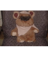 """14"""" Wicket The Ewok Plush Toy From 1983 Star Wars By Kenner Very Nice - $93.49"""