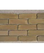 8x2 Antique Brick Side Molds (30) Make Brick Veneer For Walls Floors For... - $113.99