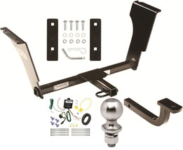 COMPLETE TRAILER HITCH PACKAGE W/ WIRING KIT FOR 2005-2011 CADILLAC STS ... - $238.82