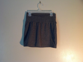 Very Cute Gray Wide Waist Size XX Small Express Skirt