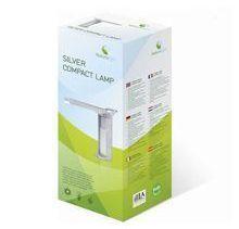 Daylight Portable Lamp White UN1017 DISCOUNTED Daylight Company