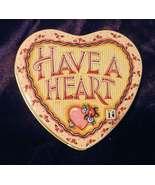 "1997 Mary Engelbreit ""Have a Heart"" Charpente/M... - $20.00"