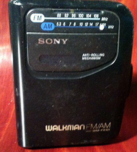 Sony WM-FX101 Portable Cassette Walkman