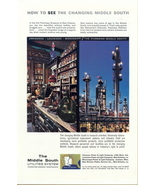 1962 Middle South Utilities Pharmacy Museum print ad - $10.00
