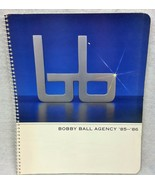 Bobby Ball Agency Talent Casting Directory 1985 1986 Phoenix Fashion Mod... - $33.95