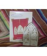 Hallmark 2003 In Excelsis Deo Keesake Ornament  - $4.99
