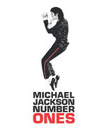 Michael Jackson: Number Ones DVD - $12.99