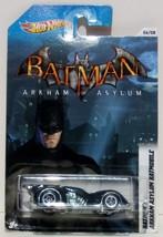 Mattel Hot Wheels Batman Arkham Asylum Vehicle #06/08 MOC - $4.95