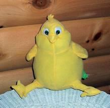 "Universal Studios HOP Movie Sitting Plush 9"" Phil Bright Yellow Chick - $4.69"