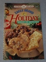 Cook Book Favorite all Time Recipes Eagle Brand Holiday Magi - $5.00