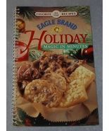 Cook Book Favorite all Time Recipes Eagle Brand Holiday Magi - $4.00