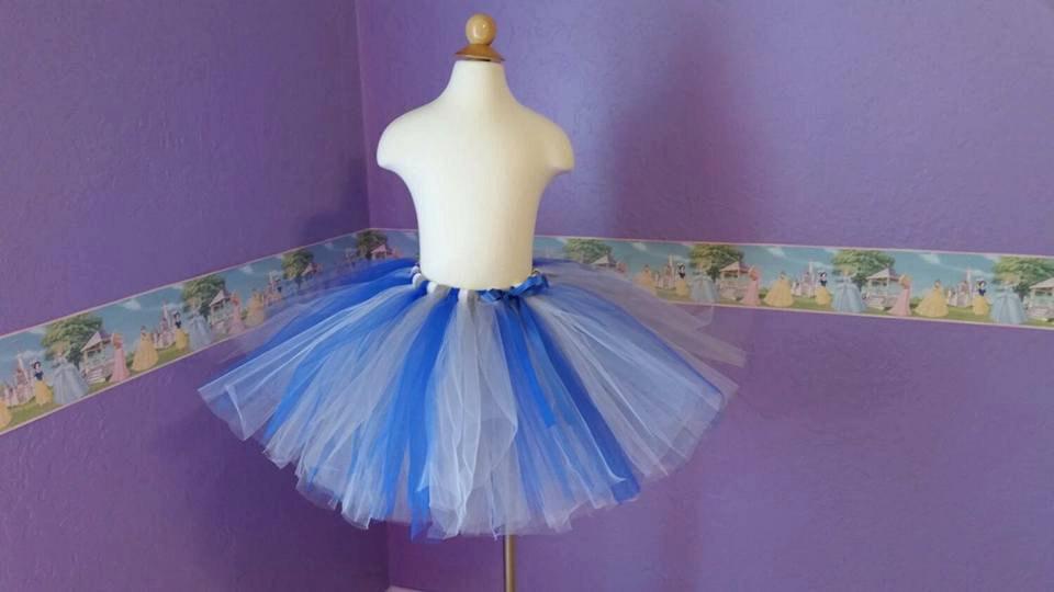 Adult or Child R2D2 Tutu Skirt