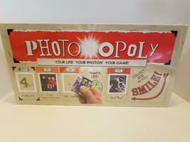 NIB Photo*Opoly Your Life! Your Photos! Your Game! Cincinnati OH USA Board Game - $18.76