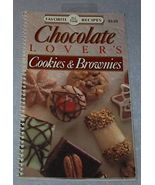 Cook Book Favorite All Time Recipes Chocolate Lover's Cookie - $4.00