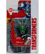 Hex Bug Transformers Nano Micro Robotic Creatures Autobot Crosshairs Sea... - $4.95