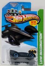 Mattel Hot Wheels HW Imagination Batman Live Batmobile Figure #65 MOC - $4.95