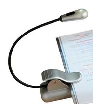 Daylight LED Clip-on Light silver UN1057 DISCOUNTED Daylight Company - $10.00