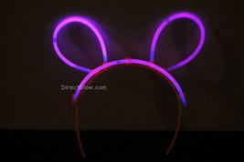 Set of 5 Pink Glow Bunny Ears - $8.50