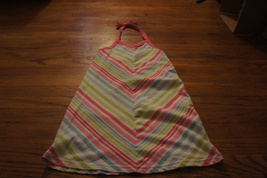 NEW WITH TAG GIRLS GYMBOREE HALTER TOP DRESS SIZE 7 - $17.00