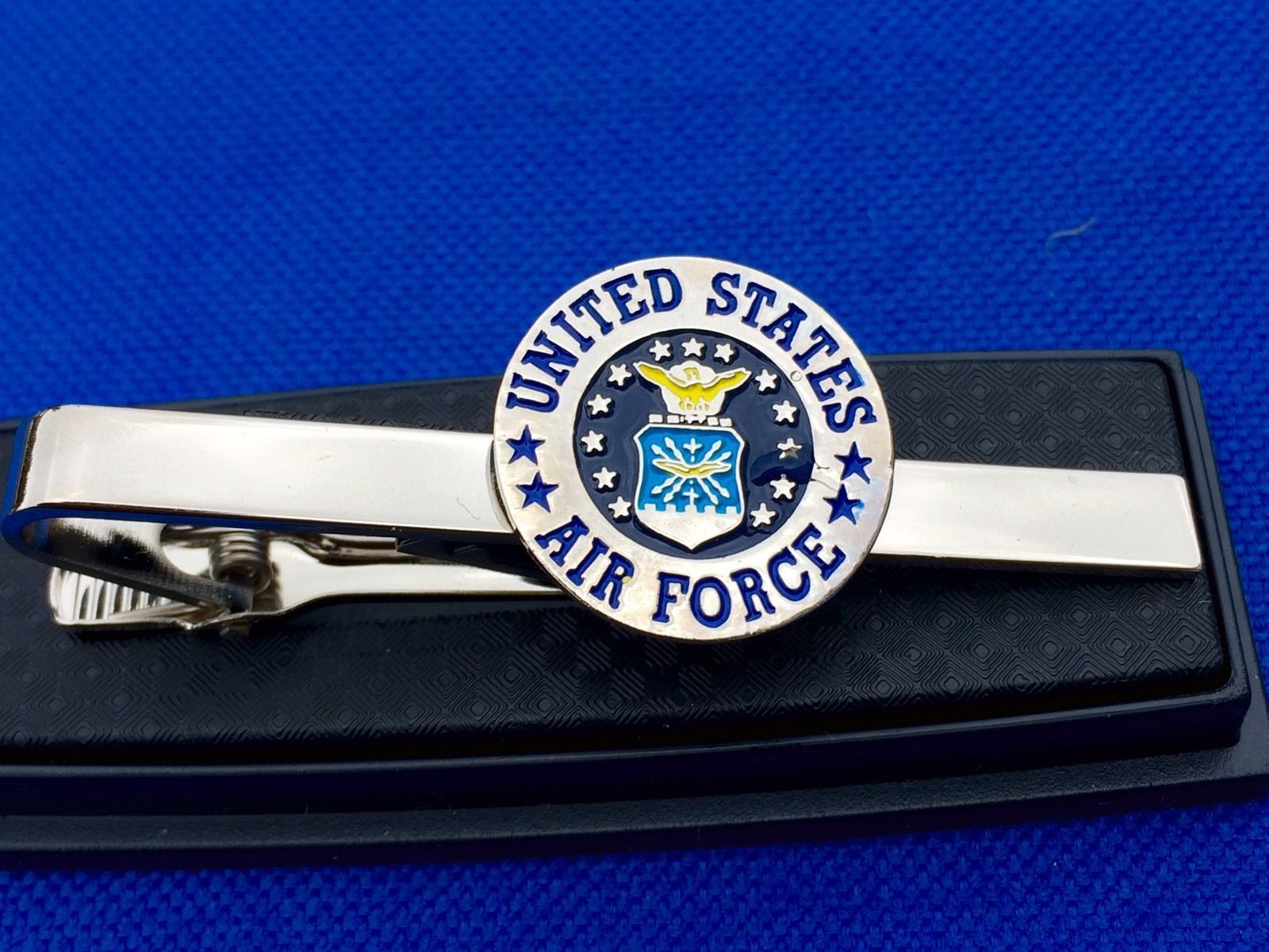 U.S. AIR FORCE USA MARINE CORPS GIFT TIE CLIP CLASP PIN ...