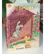 Floppety The Bunny who wiggles his Ears by Miriam Dixon - $19.99