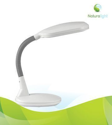 Un1062 hobby table lamp white