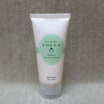 Tocca Giulietta Pink Tulip Green Apple Hand Cream 2 oz / 60 mL Travel Size - $15.99