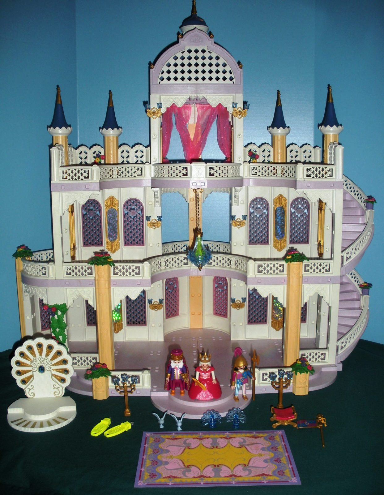 vintage playmobil 3019 fairy tale castle and 39 similar items