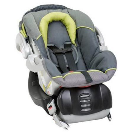 Double Twin Stroller Travel System With Infant Car Seats