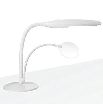 U23020 01 table top lamp white