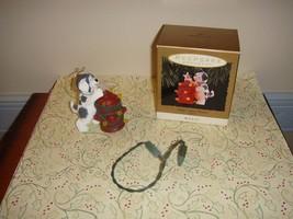Hallmark 1993 Dog's Best Friend Ornament - $10.99