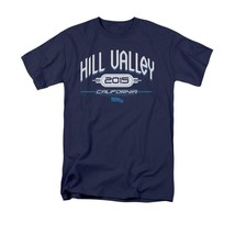 Back To The Future Hill Valley 2015 Adult T Shirt New Licensed Uni384 - $19.99+