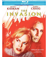 The Invasion (Blu-ray Disc, 2008)  Nicole Kidma... - $9.30