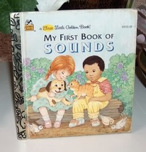 My First Book Of Sounds by Melanie Bellah - $6.00