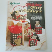 Holiday Kitty Boutique The Needlecraft Shop #9833366 - $8.24