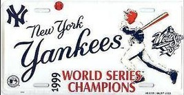 1999 NEW YORK YANKEES  WORLD  SERIES CHAMPIONS ... - $28.21