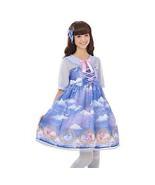 Angelic Pretty x Disney Store Japan Dreamy Luna Rapunzel Lolita OP Kawai... - $249.00
