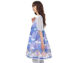 Angelic Pretty x Disney Store Japan Dreamy Luna Rapunzel Lolita OP Kawaii Dress image 3