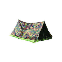 Camouflage Trail Tent | Compact, 2 Person | Water Resistant, Durable | T... - $39.50