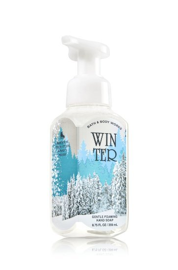 Primary image for Bath & Body Works Winter Gentle Foaming Hand Soap - Pine, Citrus, Woods