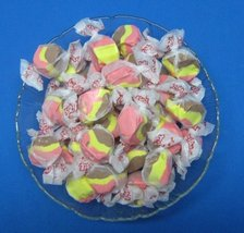 Banana Split Flavored Taffy Town Salt Water Taffy 2 Pounds - $14.85