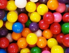 Nutrasweet 16mm Or 0.62 Inch Gumballs 5 Lbs (1050 Count) - $51.99