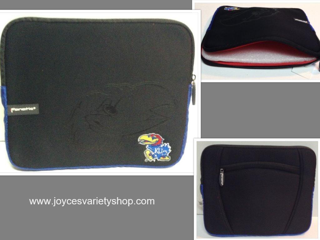 Ku laptop case collage