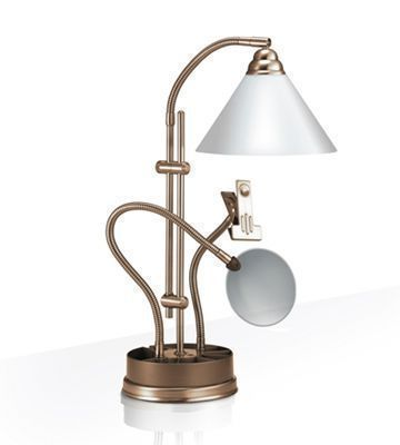 U21048 ultimate table top lamp antique