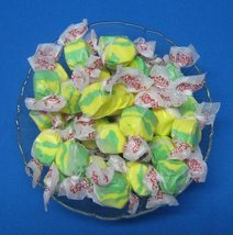Pineapple Flavored Taffy Town Salt Water Taffy 2 Pounds - $14.85