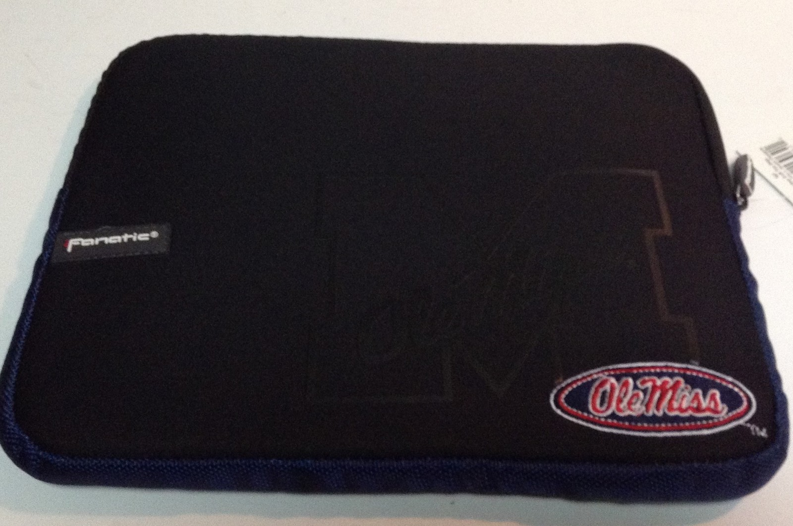 Mississippi University Ole Miss Tablet Ipad Laptop Protection Case by Fanatic NW